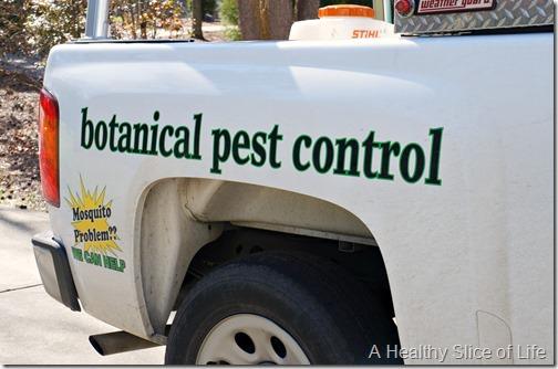 noosa pest management- natural botanical service- 2