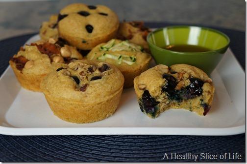 pancake muffins- devour
