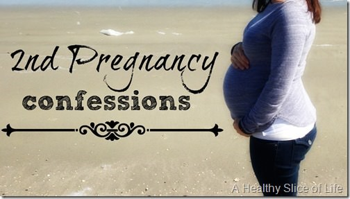 second pregnancy confessions