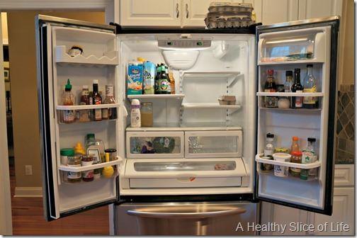 vacation fridge