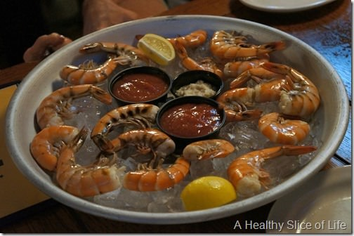 weekend- silver moon shrimp