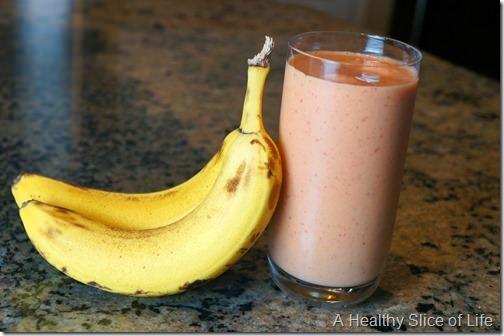 wiaw- shaklee mango smoothie