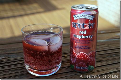 R.W. Knudsen Spritzer Red Raspberry