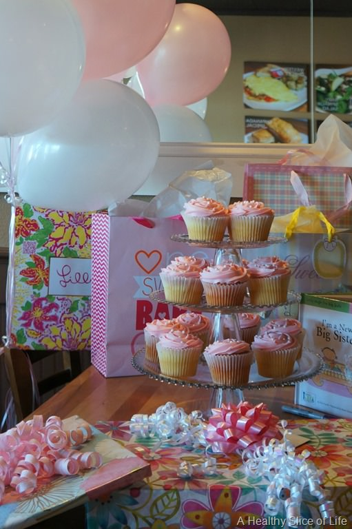 surprise baby shower other happenings a healthy slice of life