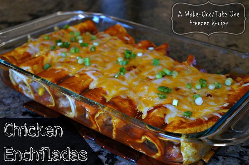 how to make healthy enchiladas