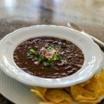 kid black bean soup