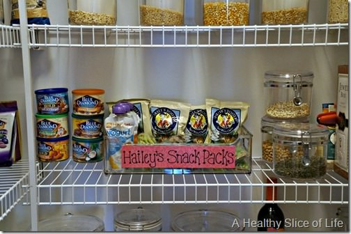 simplify healthy snacking for toddlers and kids- grab n go