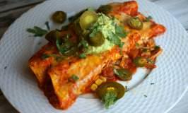Chicken Enchilada Recipe: Makes TWO Pans