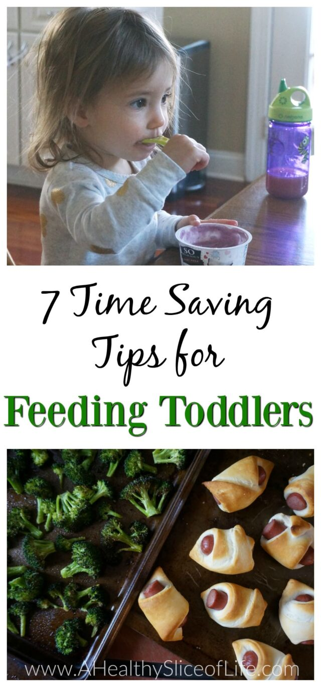 time saving tips for feeding toddlers
