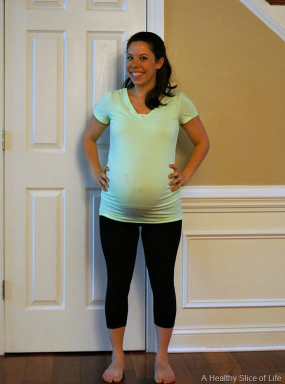 Musings at 39 Weeks Pregnant | A Healthy Slice of Life