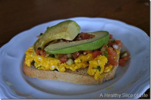 egg breakfasts
