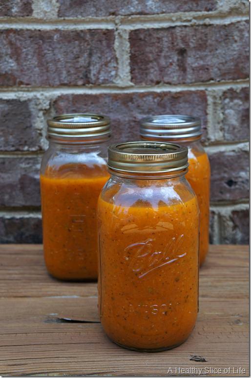 farmers market veggie tomato soup