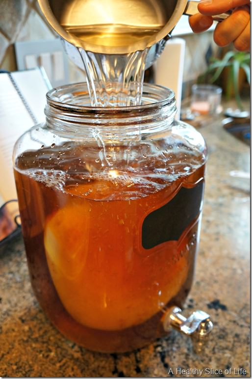how to brew kombucha at home- 7