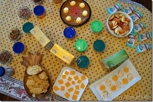 Play date snacks with Blue Diamond Almonds - 1