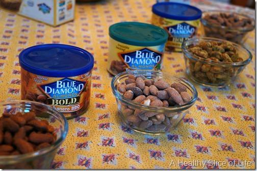 Play date snacks with Blue Diamond Almonds - 2
