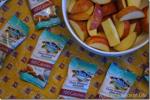 Play date snacks with Blue Diamond Almonds - 3