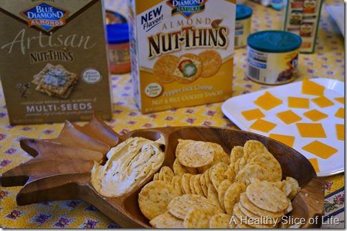 Play date snacks with Blue Diamond Almonds - 4