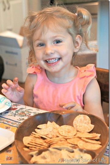 Play date snacks with Blue Diamond Almonds - 7