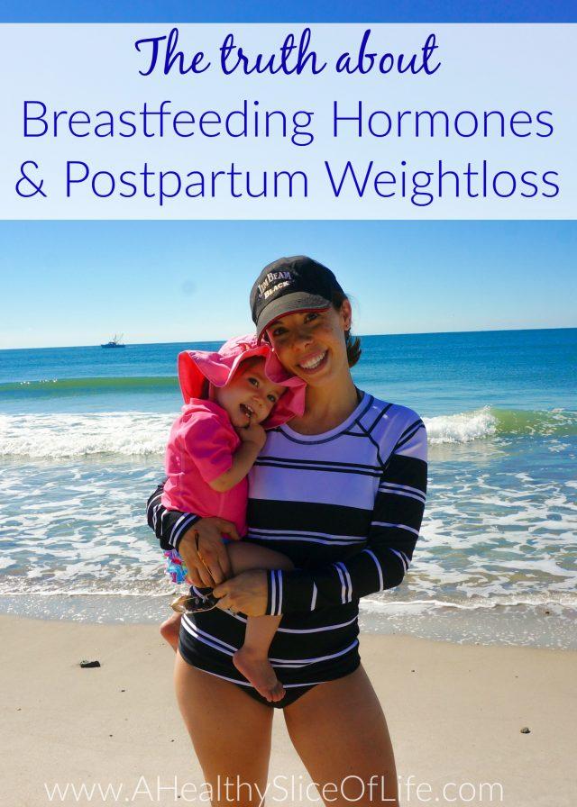 breastfeeding hormones and weightloss