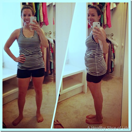 first postpartum workout 6 weeks