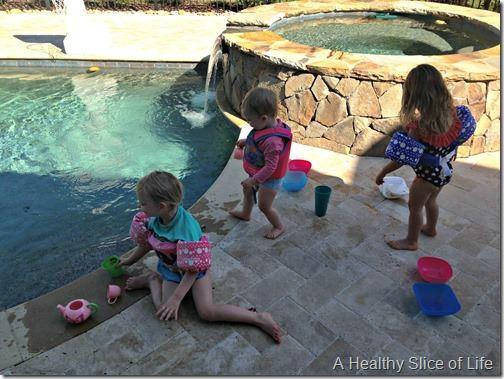 swim friends