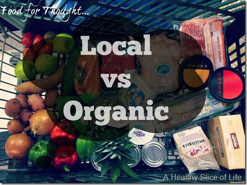 local or organic discussion