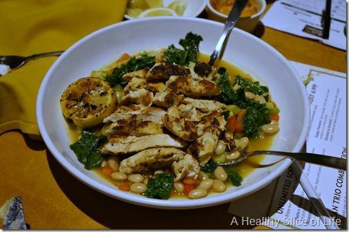 olive garden tastes- chicken abruzzi