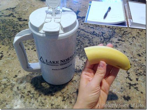 banana water