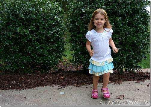 hailey three years old 1