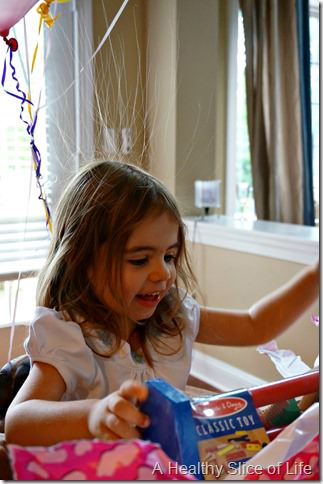 hailey three years old 5
