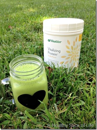 shaklee vitalizing protein