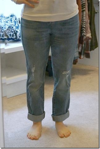 fall staple- boyfriend jeans