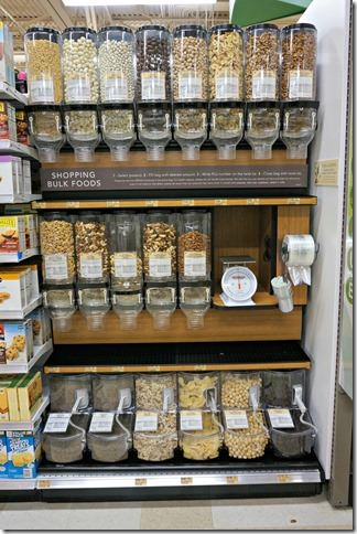 huntersville publix- new- bulk foods
