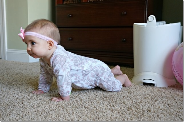 kaitlyn- 5 months- crawl