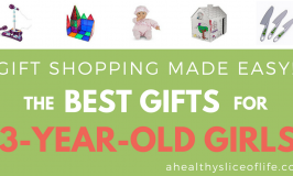 Great Gifts for Three-Year-Old Girls