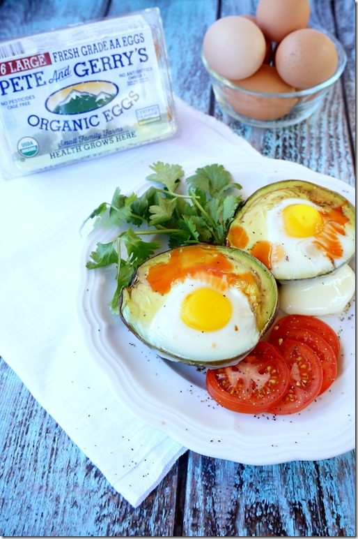 pete and gerry organic eggs healthy recipe