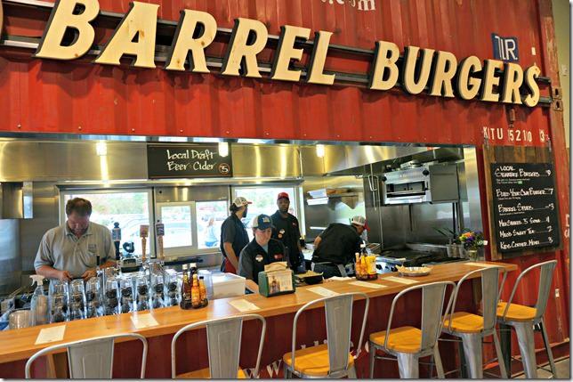 whole foods lake norman burger bar