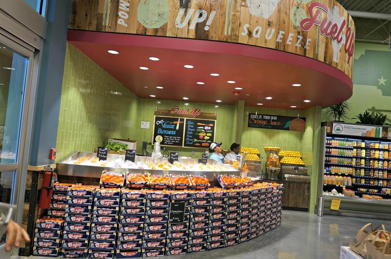 South Park Whole Foods Store