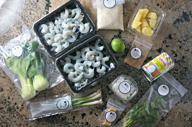 Blue Apron- fresh ingredients
