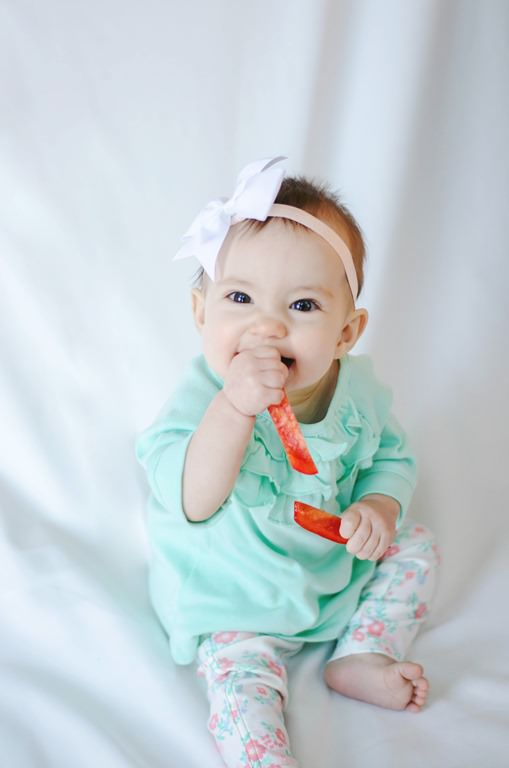 guide to weaning at 4 months