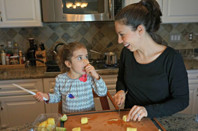 family connection through cooking- 3