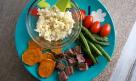 Four Ways I'm Handling My Picky Eater