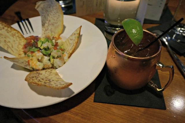upstream charlotte moscow mule