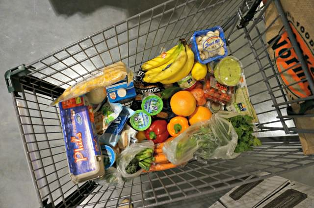 whole foods cart