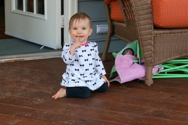 10 months old- k