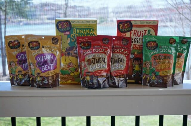 bitsy's brain food- products
