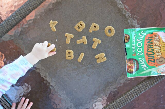 bitsy's brain food- zucchini gingerbread