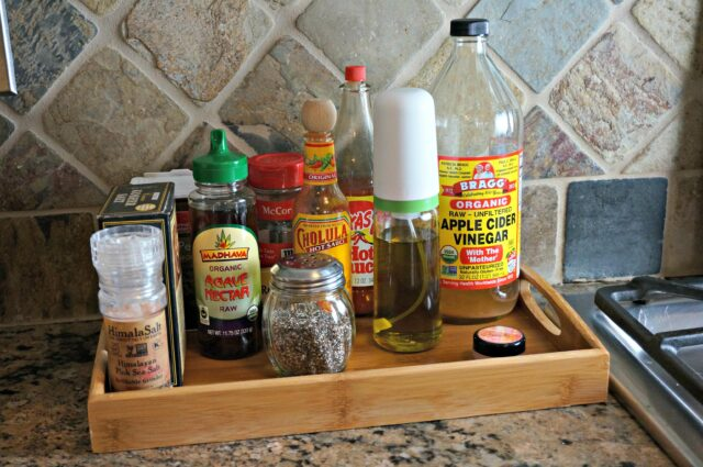 counter top health favorites