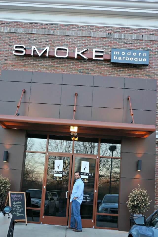 smoke modern barbeque- birkdale