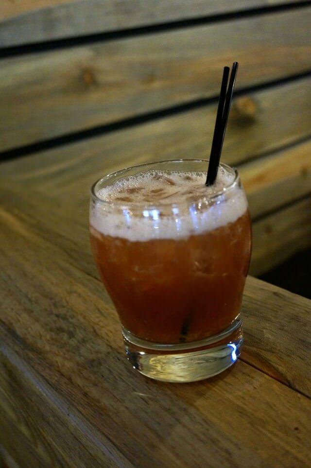 smoke modern barbeque- birkdale- bourbon smash